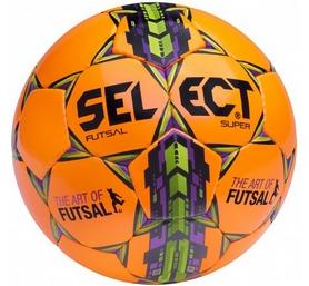 Мяч футзальный Select Futsal Super оранжевый