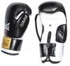 Перчатки боксерские Everlast VL-0107-BK кожаные черные - фото 1