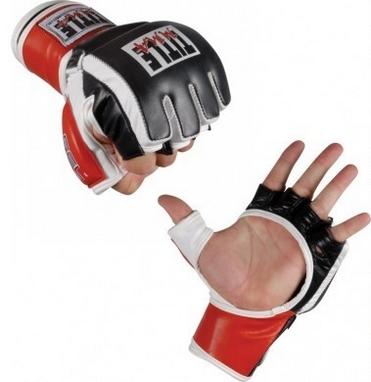Перчатки тренировочные Title MMA GEL Max Training Gloves