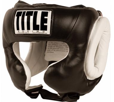 Шлем боксерский Title Boxing Traditional Training Headgear