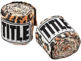 Бинты боксерские Title Select 180 Semi Elastic Mexican