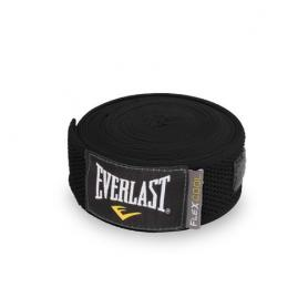 Бинты Everlast Flexcool черные