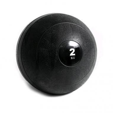 Мяч медицинский (слэмбол) Pro Supra Slam Ball 2 кг