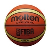 Мяч баскетбольный Molten GL6 - фото 1