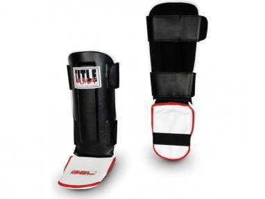Защита голени Title MMA GEL Pro Shin/Instep Guards