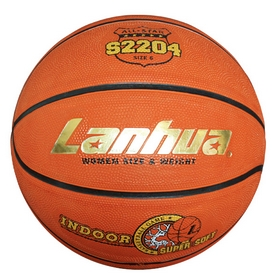 Мяч баскетбольный резиновый Lanhua