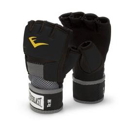 Перчатки тренировочные Everlast Evergel Hand Wraps черные