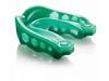 Капа гелевая Shock Doctor Gel Max зеленая - фото 1