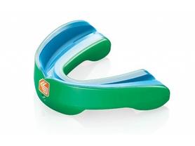 Капа гелевая Shock Doctor Gel Nano зеленая
