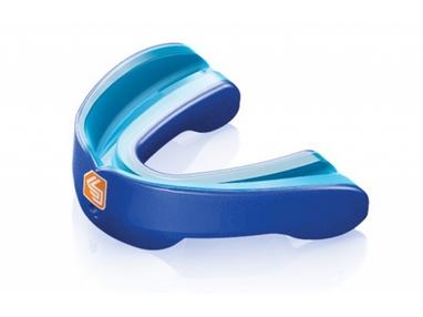 Капа гелевая Shock Doctor Gel Nano синяя