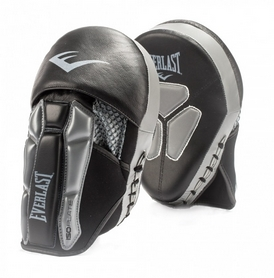 Фото 1 к товару Лапы Everlast Prime Leather Mitts