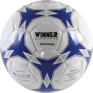 Мяч футбольный Winner Super Primo