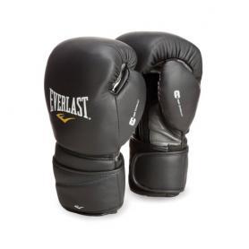Фото 1 к товару Перчатки боксерские Everlast Protex2 VelcroTrainingGloves
