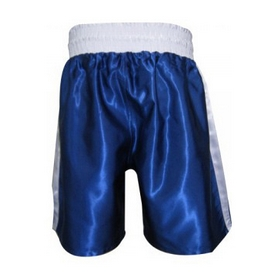 Фото 3 к товару Трусы боксерские Everlast МА-6009-B синие