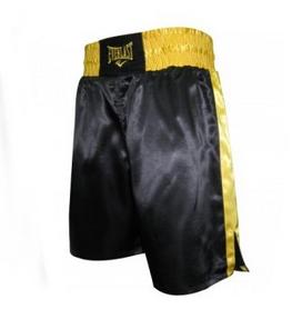 Фото 2 к товару Трусы боксерские Everlast МА-6009-BK черные
