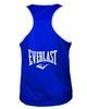 Майка боксерская Everlast ULI-9015-B синяя - фото 2