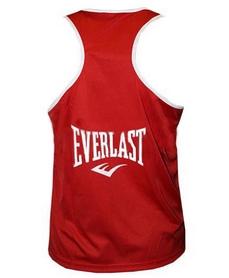 Фото 2 к товару Майка боксерская Everlast ULI-9015-R красная