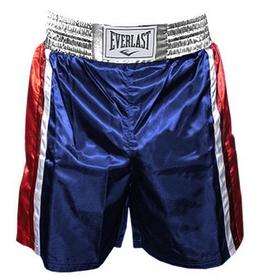 Трусы боксерские Everlast ULI-9014-B синие - L