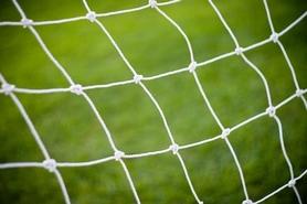 Фото 2 к товару Сетка для ворот футбольная Winner 1x0,6 м (2 шт.)