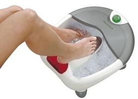 Фото 2 к товару Ванна для ног гидромассажная Medisana 88373