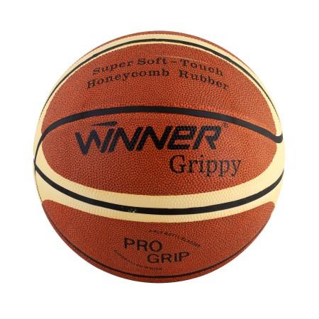 Мяч баскетбольный Winner Grippy двухцветный