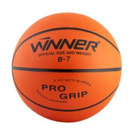 Фото 1 к товару Мяч баскетбольный Winner Orange 6