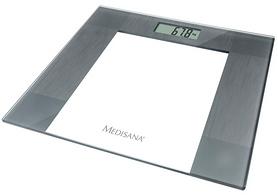 Фото 1 к товару Весы напольные (стеклянные) Medisana 40455