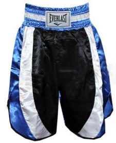 Трусы боксерские Everlast ZB-6144-B синие