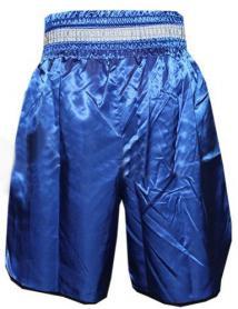 Фото 2 к товару Трусы боксерские Everlast ZB-6144-B синие