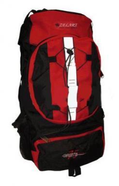 Рюкзак туристический Trekking V-75 красный