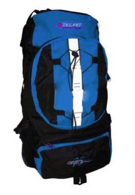 Рюкзак туристический Trekking V-75 синий