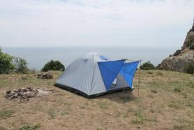 Фото 2 к товару Палатка двухместная Kilimanjaro SS-06t-098-1