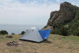 Фото 3 к товару Палатка двухместная Kilimanjaro SS-06t-098-1