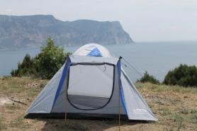 Фото 4 к товару Палатка двухместная Kilimanjaro SS-06t-098-1