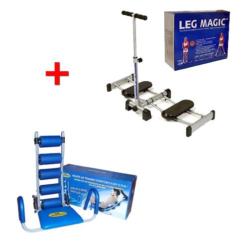 Ab Rocket + Leg Magic