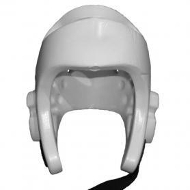 Фото 2 к товару Шлем для тхэквондо WTF белый