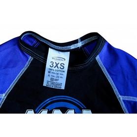 Фото 3 к товару Рашгард детский Berserk MMA Kids blue