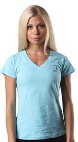 Футболка женская Berserk Classic woman turquoise