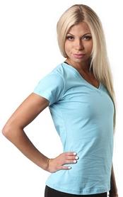 Фото 2 к товару Футболка женская Berserk Classic woman turquoise