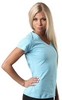 Футболка женская Berserk Classic woman turquoise - фото 2