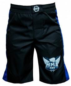 Шорты для MMA детские Berserk MMA Kid blue - 2XS