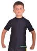 Футболка компрессионная детская Berserk for Kids Martial Fit black - фото 1