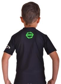 Фото 3 к товару Футболка компрессионная детская Berserk for Kids Martial Fit black