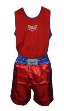 Форма боксерская Everlast VL-3062-R красная