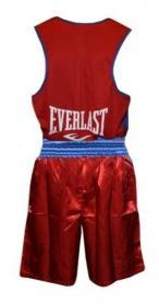 Фото 2 к товару Форма боксерская Everlast VL-3062-R красная