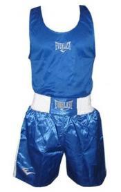 Фото 1 к товару Форма боксерская Everlast МА-6011-B синяя