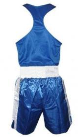 Фото 2 к товару Форма боксерская Everlast МА-6011-B синяя