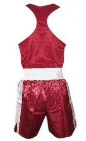 Фото 2 к товару Форма боксерская Everlast МА-6011-R красная
