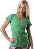 Футболка женская Berserk Classic woman green - фото 1