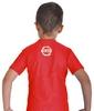 Футболка компрессионная детская Berserk for Kids Martial Fit red - фото 4